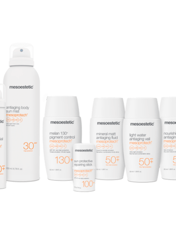 Mesoestetic Mesoprotech Sun Protection