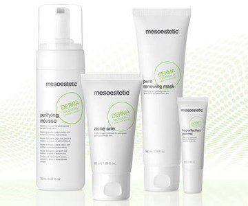 Mesoestetic Acne producten